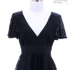 A77 NEW BETSEY JOHNSON Designer Dress Size 8 Mediu